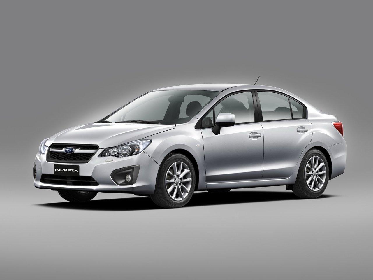 Снимки: Subaru Impreza 4