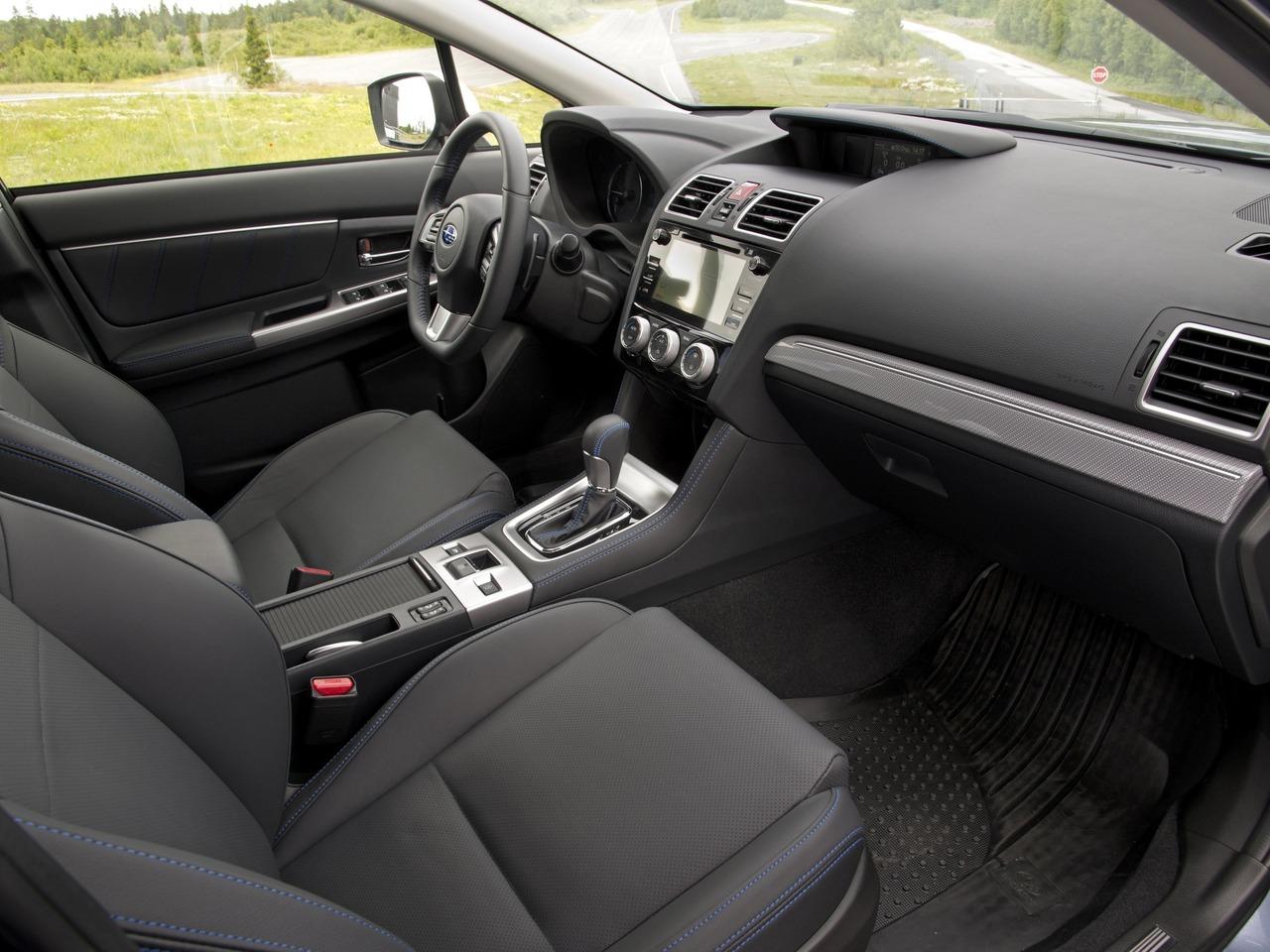 Снимки: Subaru Levorg