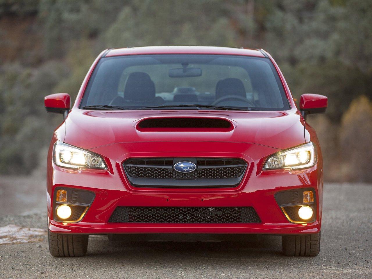 Снимки: Subaru WRX