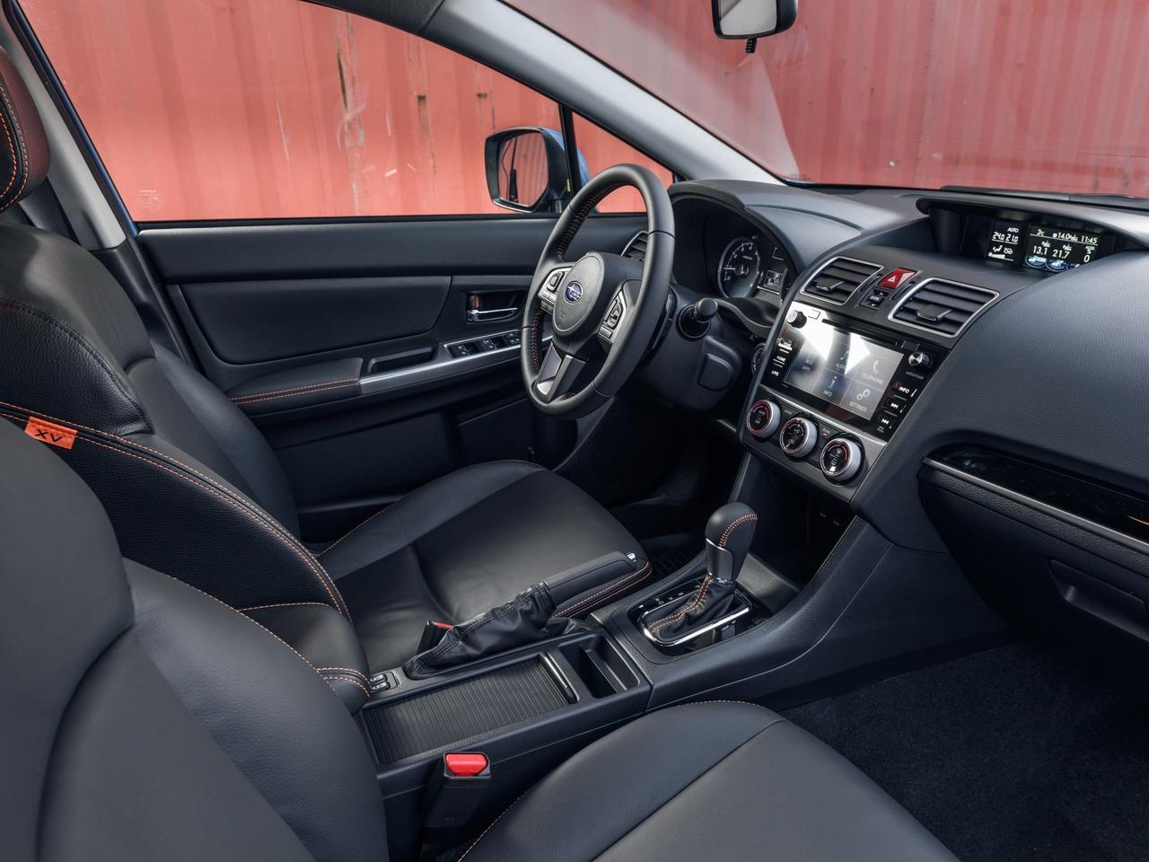 Снимки: Subaru XV