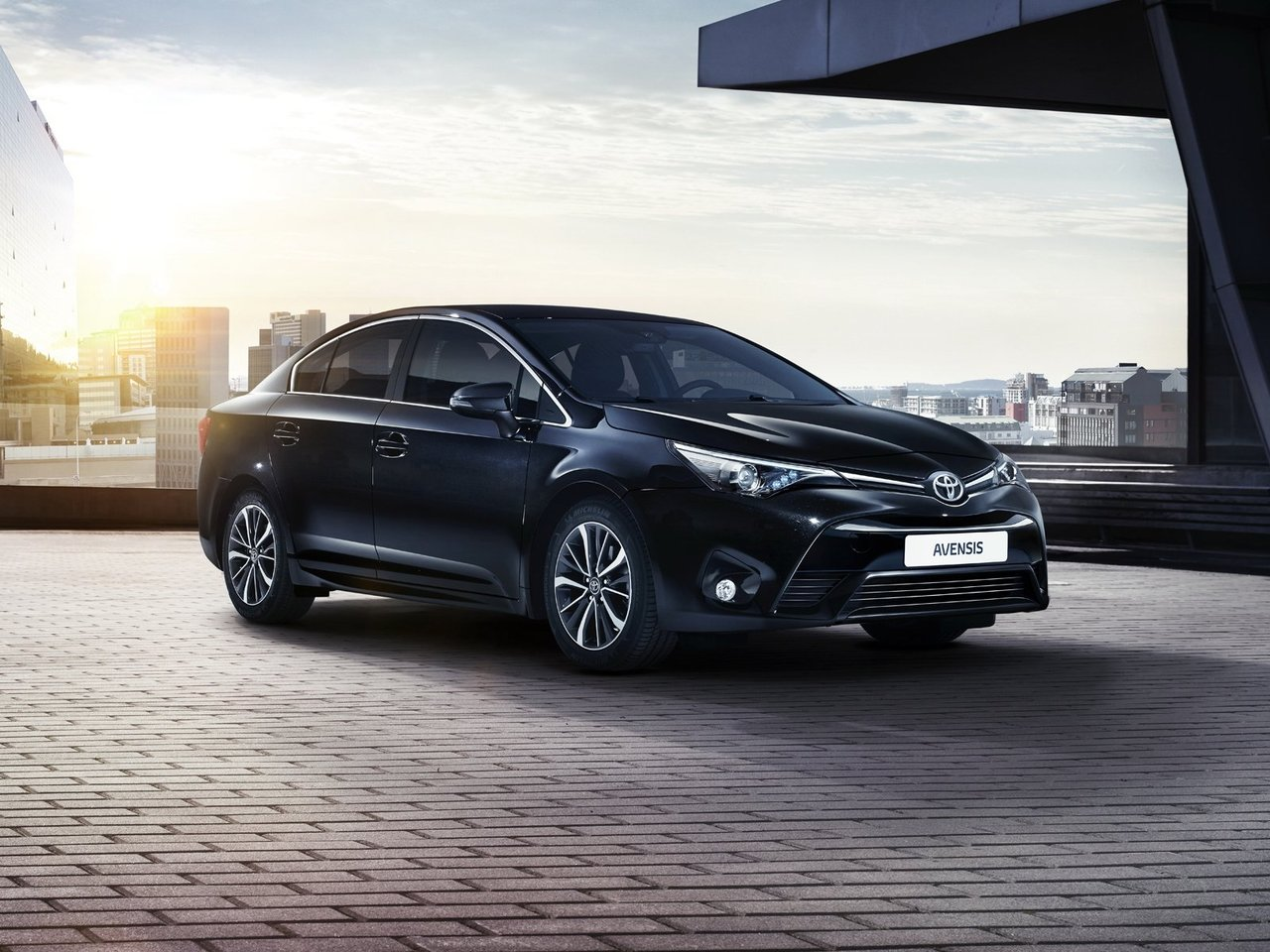 Avensis III Facelift 2015