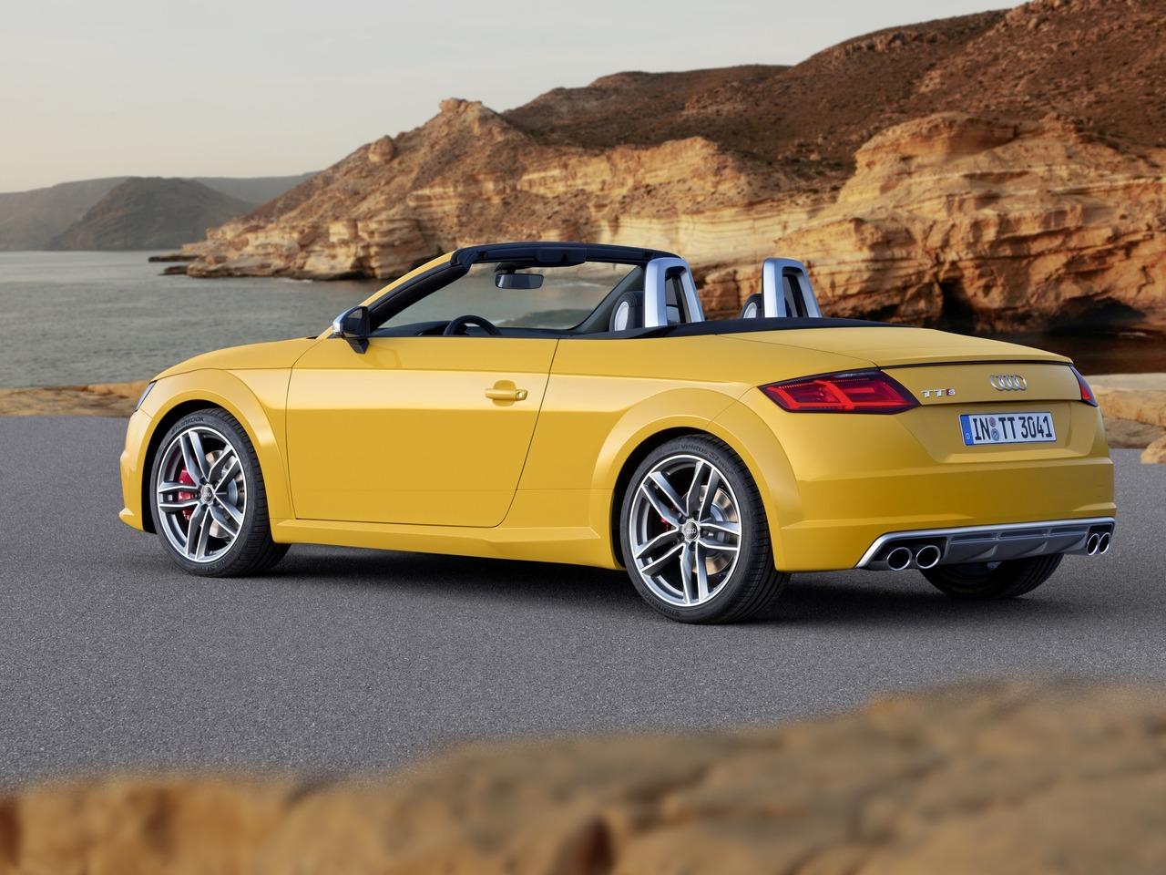 Снимки: Audi TT III (8S) Roadster
