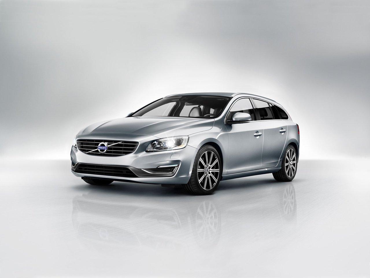 Снимки: Volvo V60