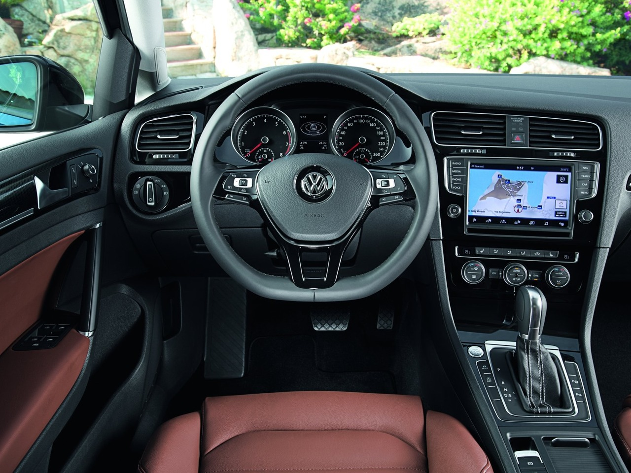 Снимки: Volkswagen Golf 7
