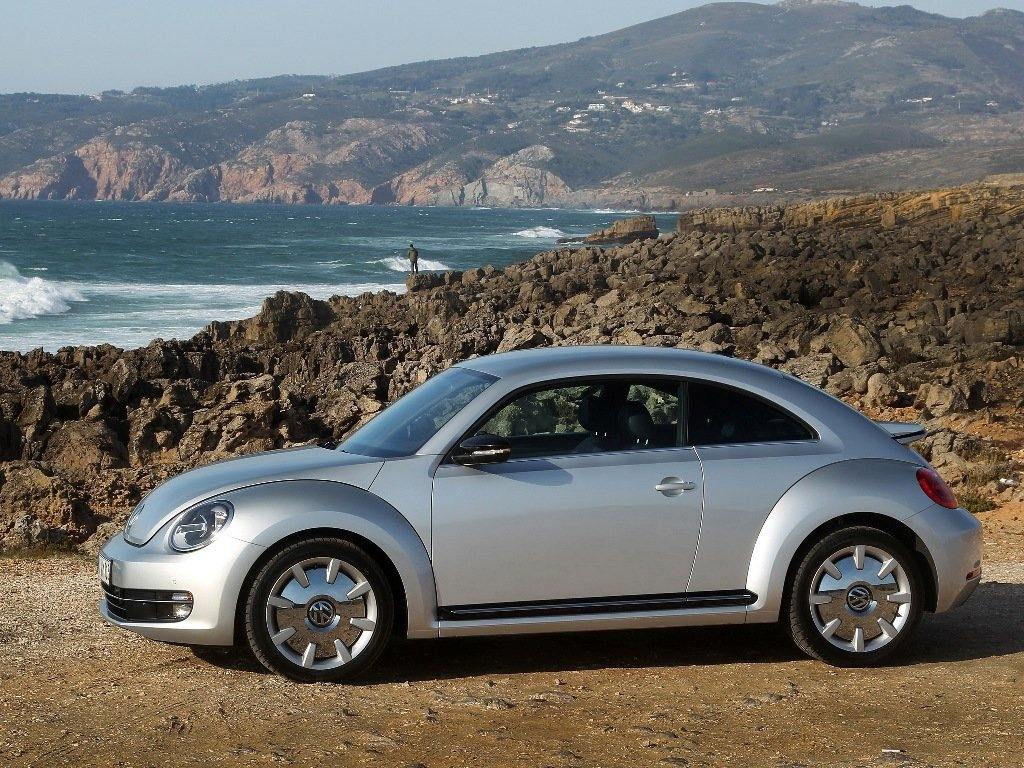 Снимки: Volkswagen Beetle (A5) (2011)