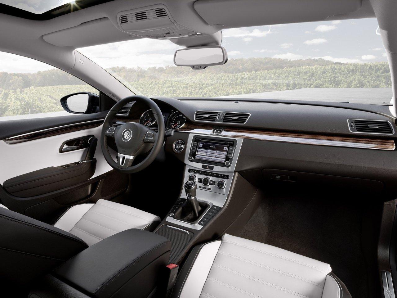 Снимки: Volkswagen CC Facelift