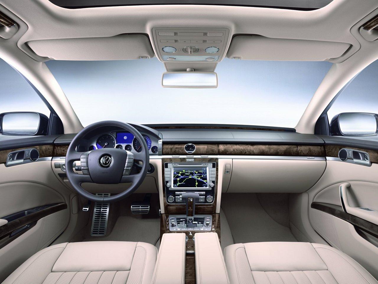 Снимки: Volkswagen Phaeton Facelift