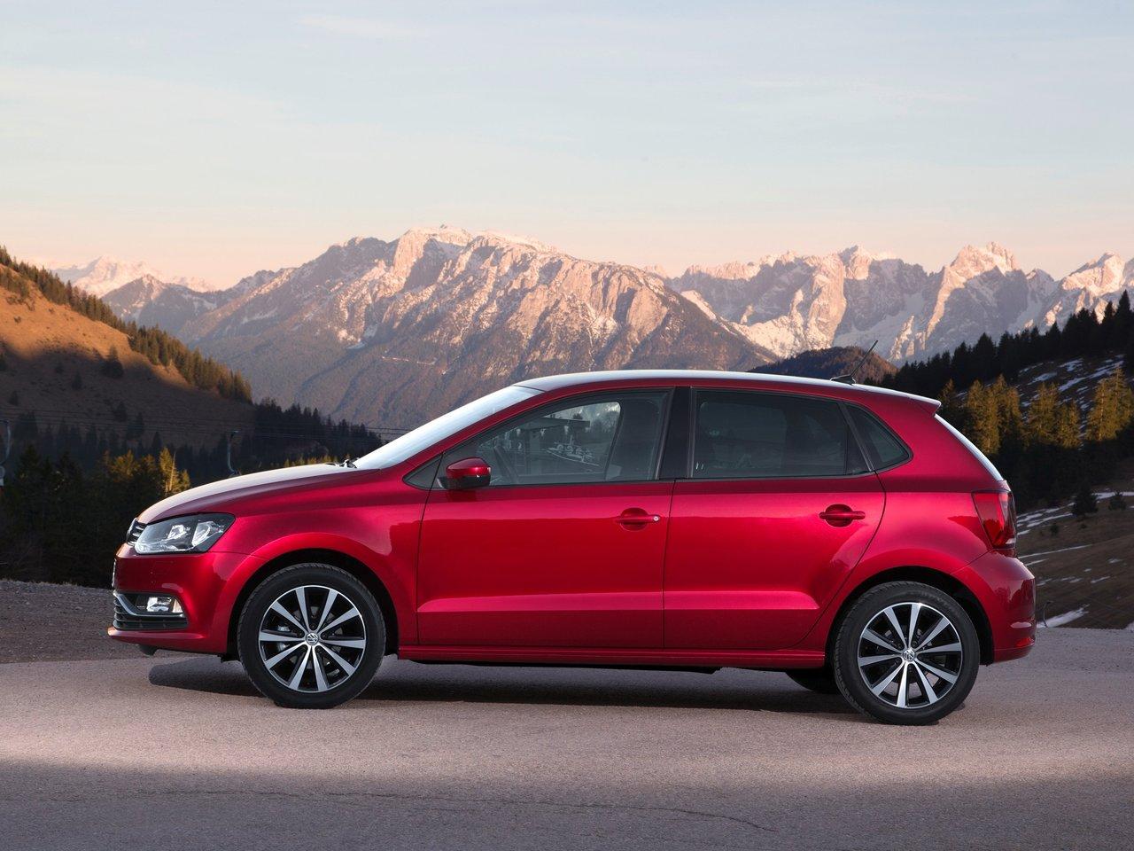 Снимки: Volkswagen Polo 5 2014