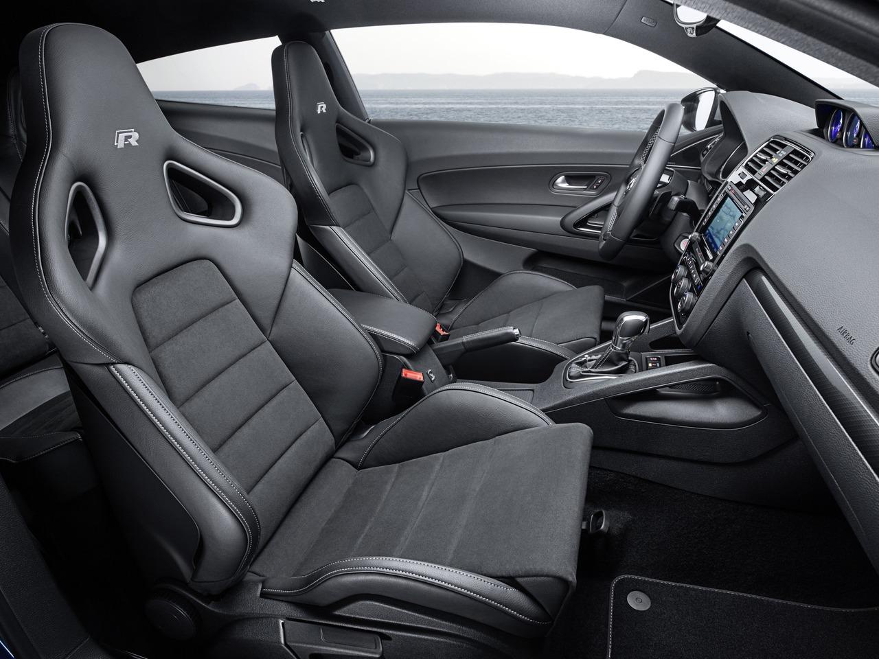 Снимки: Volkswagen Scirocco Facelift
