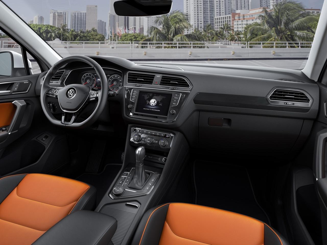 Снимки: Volkswagen Tiguan II