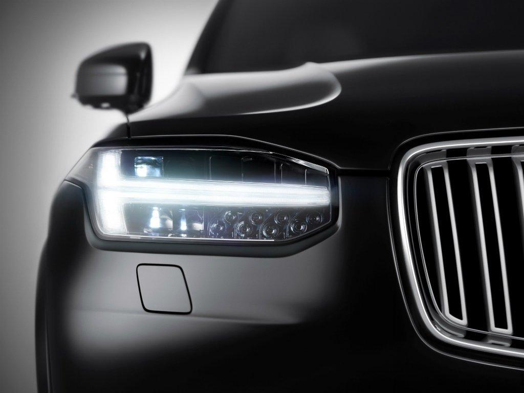 Снимки: Volvo XC90 II