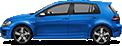 Golf GTI & R