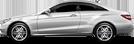 E-klasse Coupe (c207) Facelift