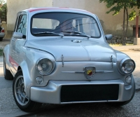 Fiat Abarth 1000TCR