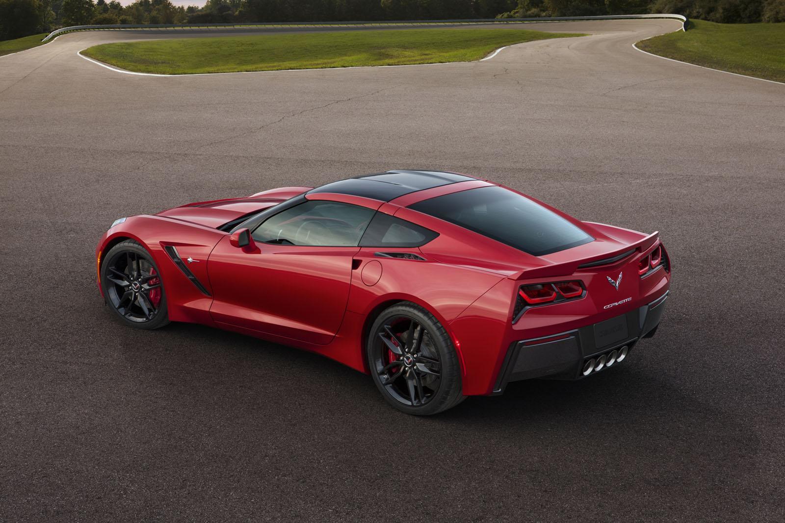 Официално: Вижте новият Chevrolet Corvette Stingray в детайли