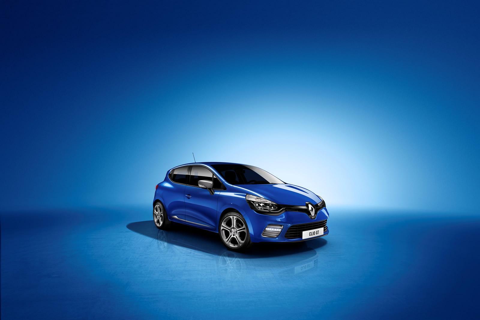 Французите лансираха интересното Clio GT