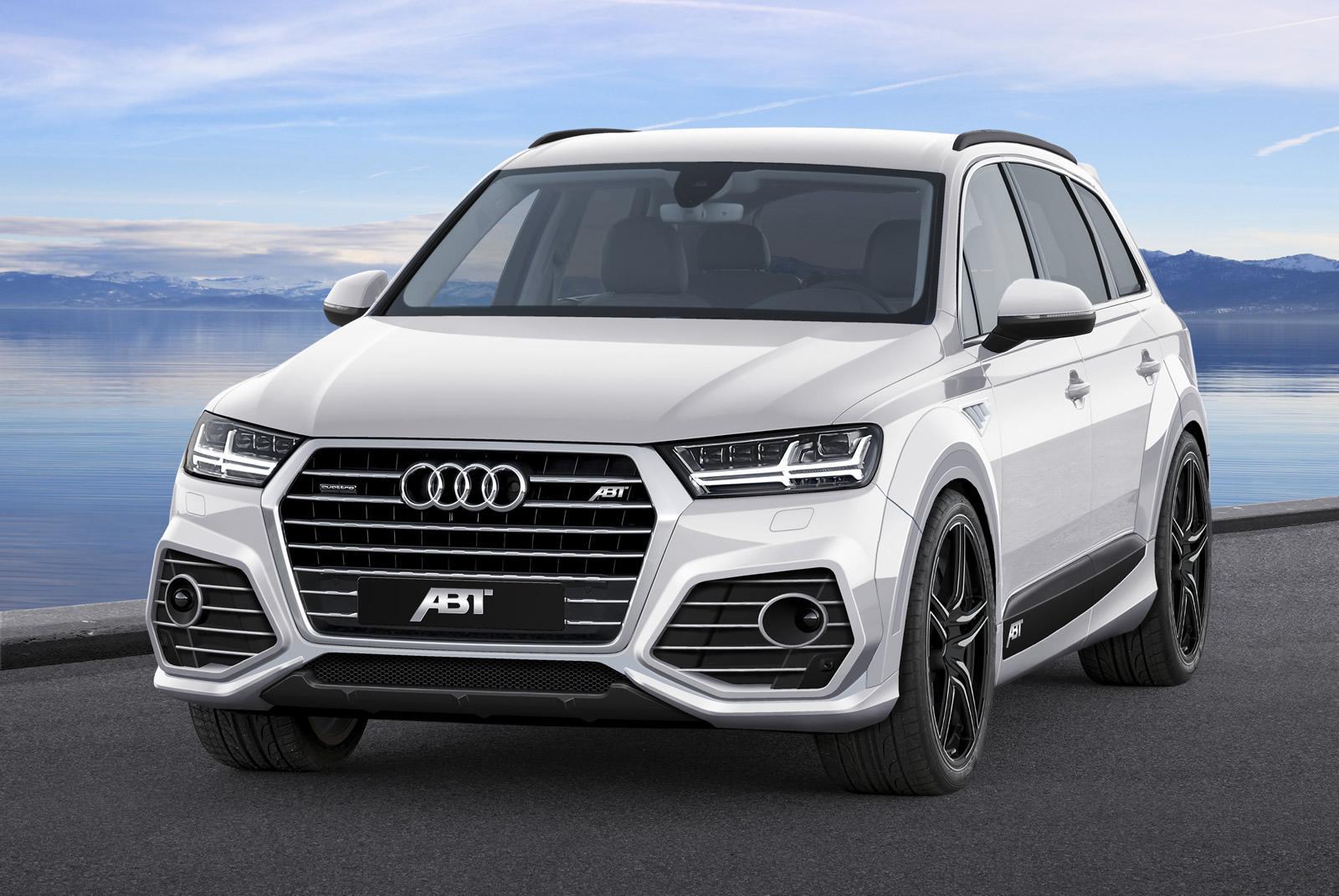 ABT: Пълна промяна за новото Audi Q7