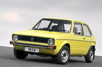 Галерия - Честит 43-ти рожден ден на Volkswagen Golf