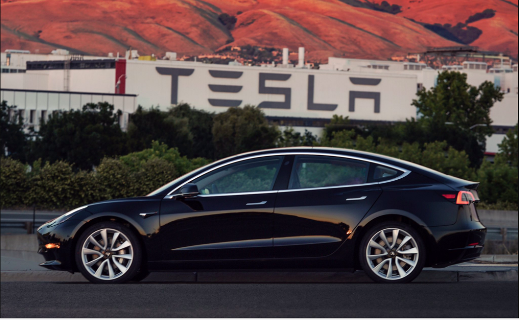 Първата Бройка Tesla Model 3