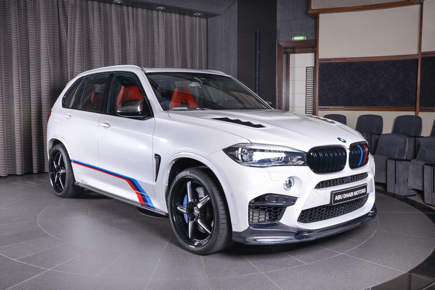 Супер тунинговано BMW X5 M се продава в Абу Даби (ГАЛЕРИЯ)
