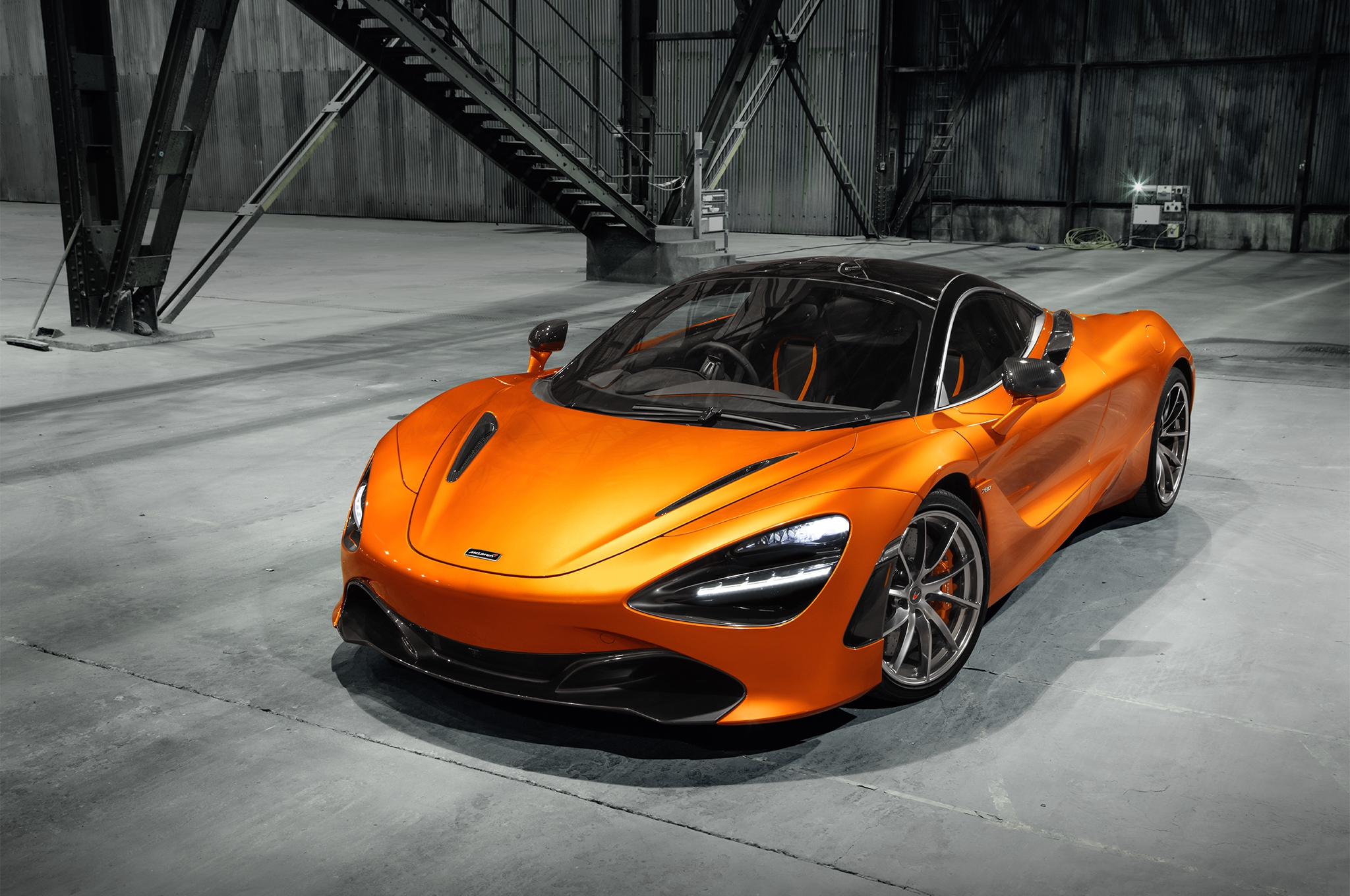 McLaren 720S! Или по-скоро 780S!?