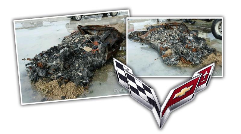 Може Купите 2015 Corvette за Няколко Долара!