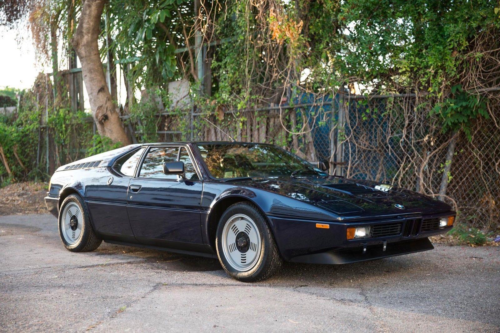 Продава се оригинално BMW M1 (ГАЛЕРИЯ)