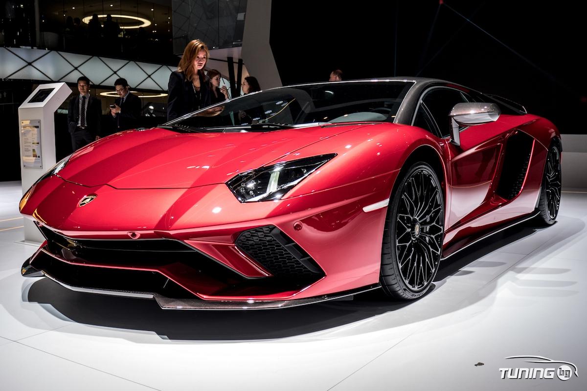 Geneva Motor Show 2018 - gallery