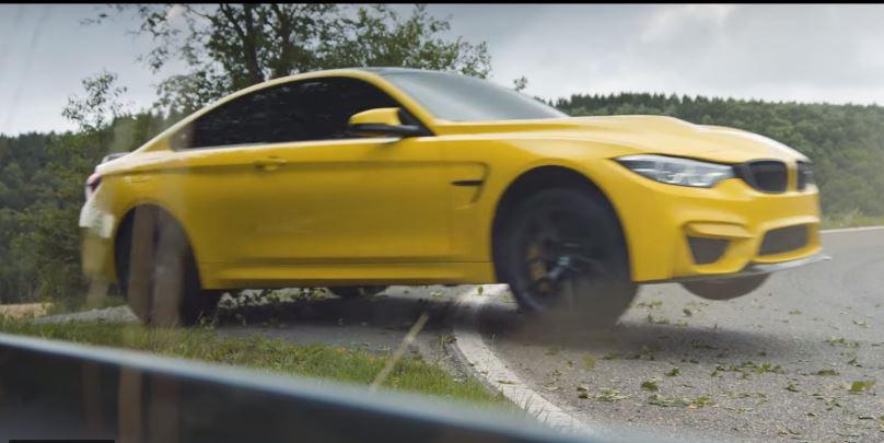 Галерия - (ВИДЕО) Pennzoil Разтъпкват М4 CS в Нова Реклама!