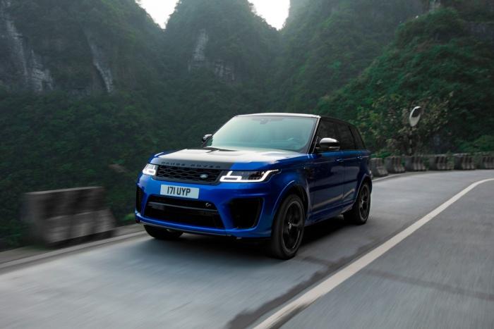 Галерия - (ВИДЕО) Range Rover Счупи Рекорд Поставен от 458 Italia!
