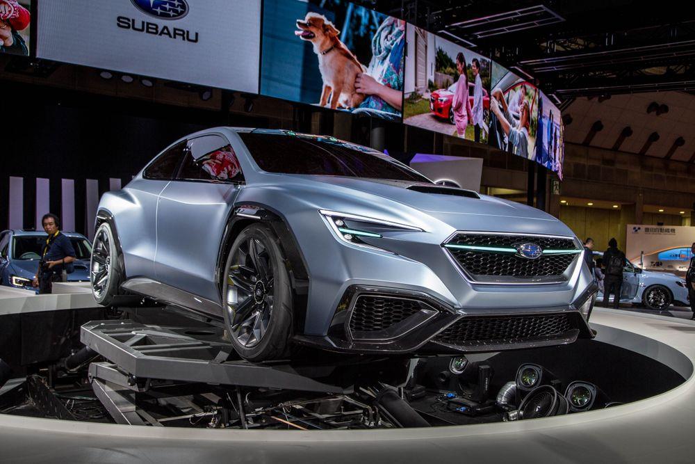 Subaru Ще Запази Ръчката в Новото WRX!