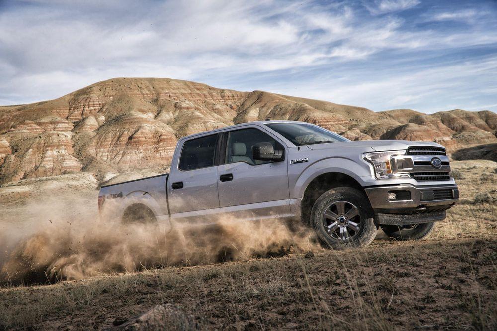 Ford Спря Производство на F Пикапи Заради Инцидент с Доставчик!