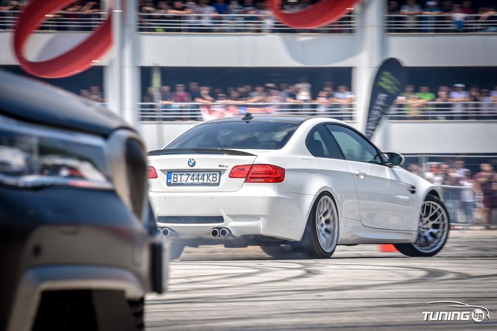 BMW M Drift - BMW Fest 2018