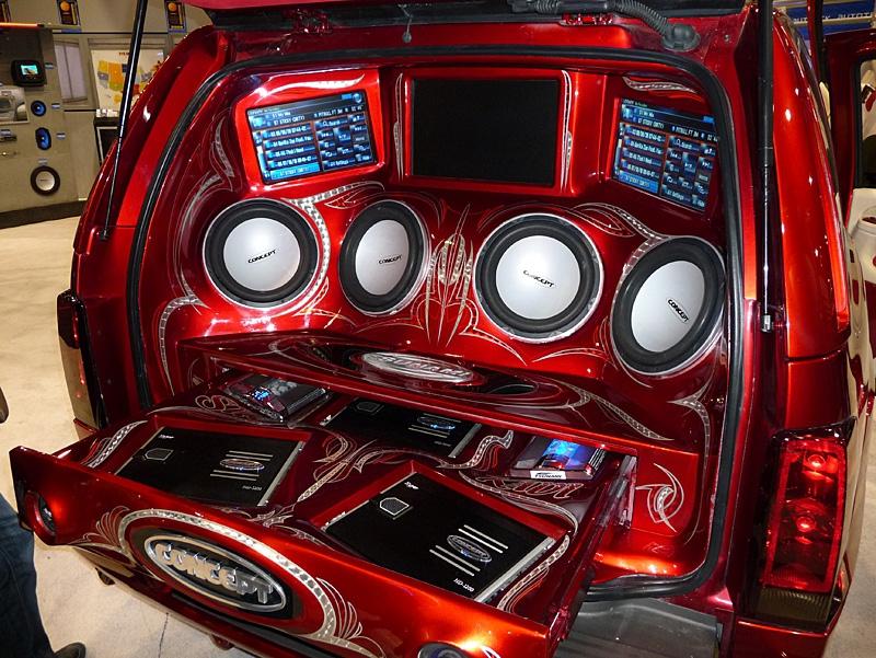 Разберете Как да Участвате в Car Audio на Tuning Show 2018!