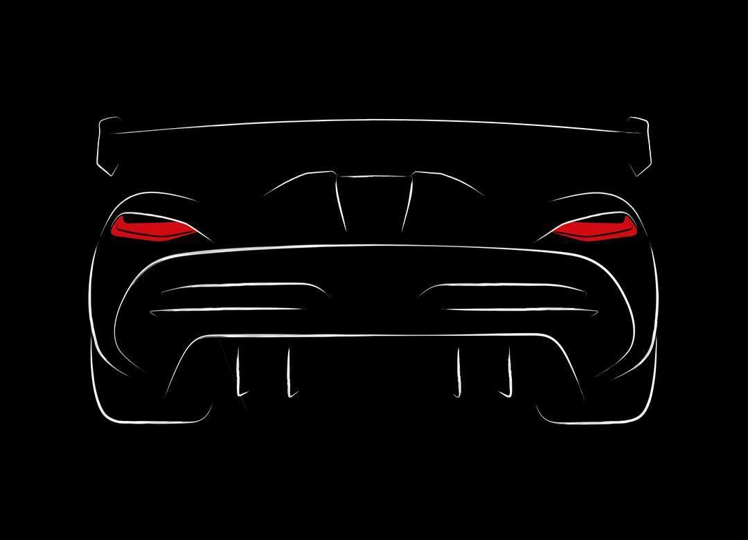 Koenigsegg Загатнаха Новия си Звяр!