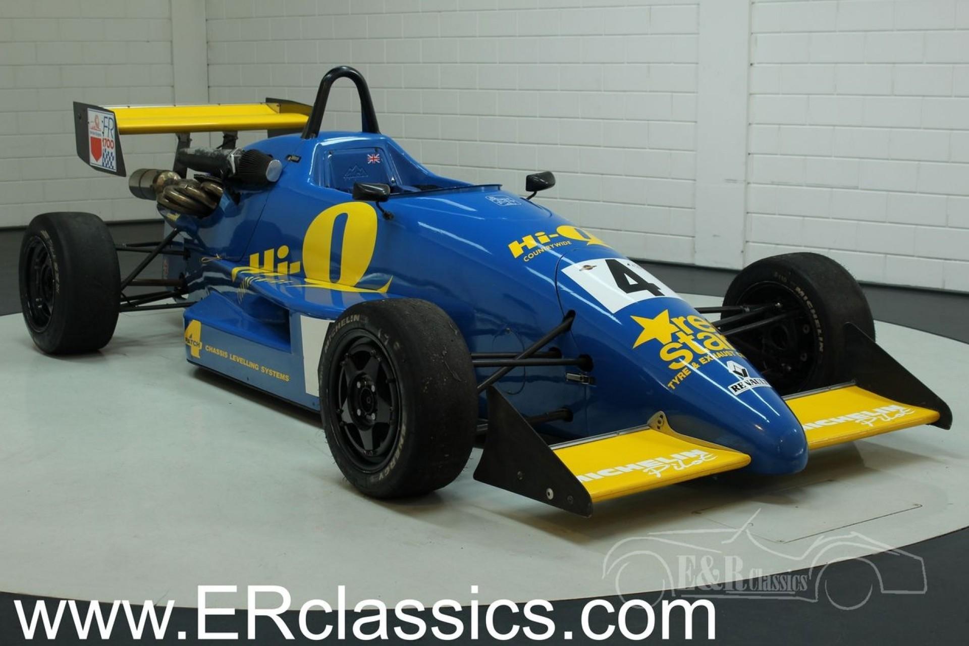 (ГАЛЕРИЯ) Formula Renault Ваша Само за 40,000лв!