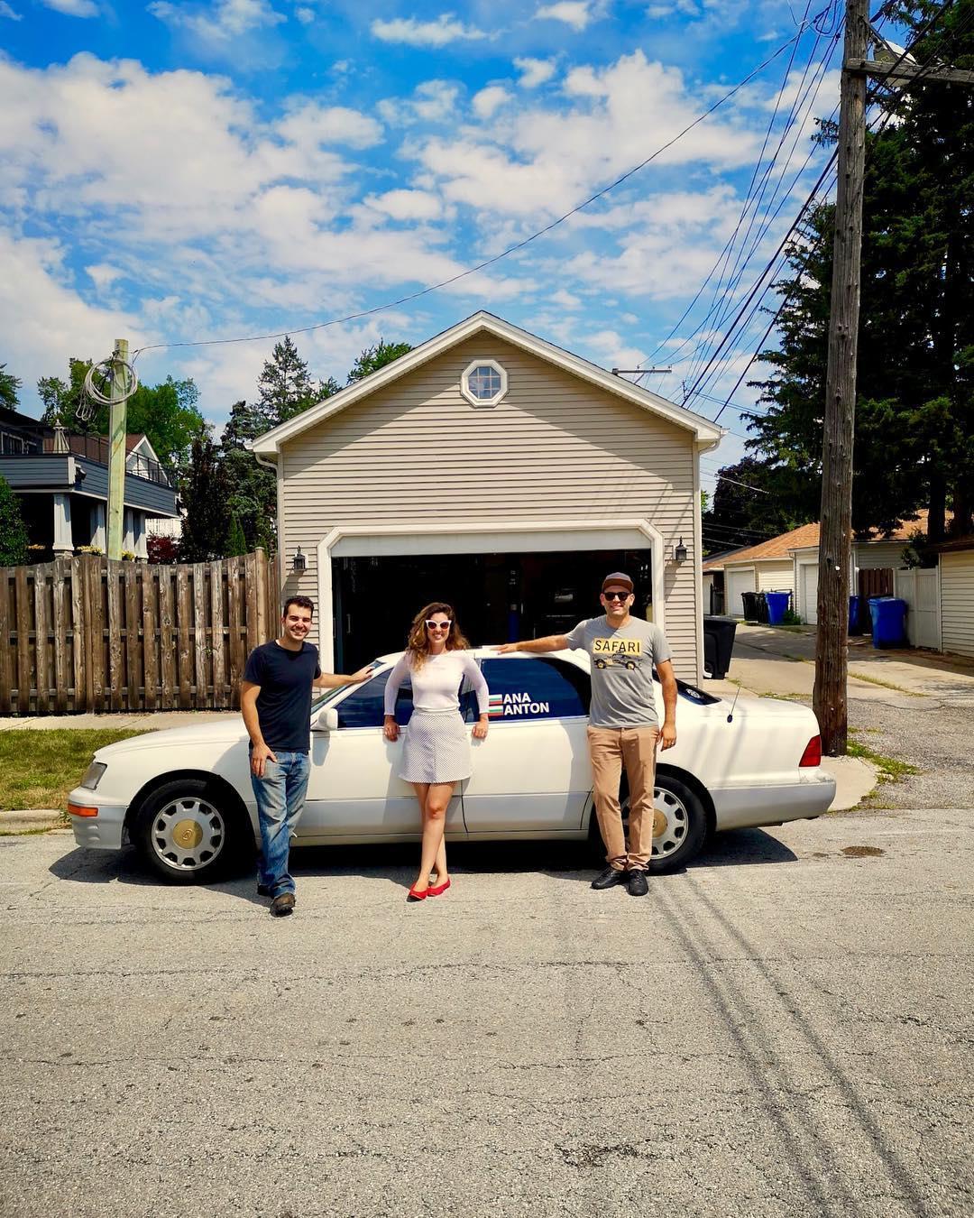 Галерия - Българи Прекосяват Щатите с Lexus на 1,500,000км!!!