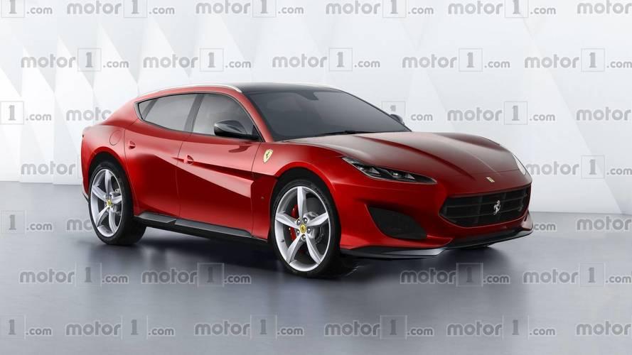 Ferrari Подготвят SUV - Ще се Казва Purosangue!