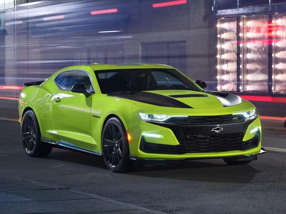 Chevrolet Панически Подготвят Фейслифт за Камаро! Продажбите се Сринаха!
