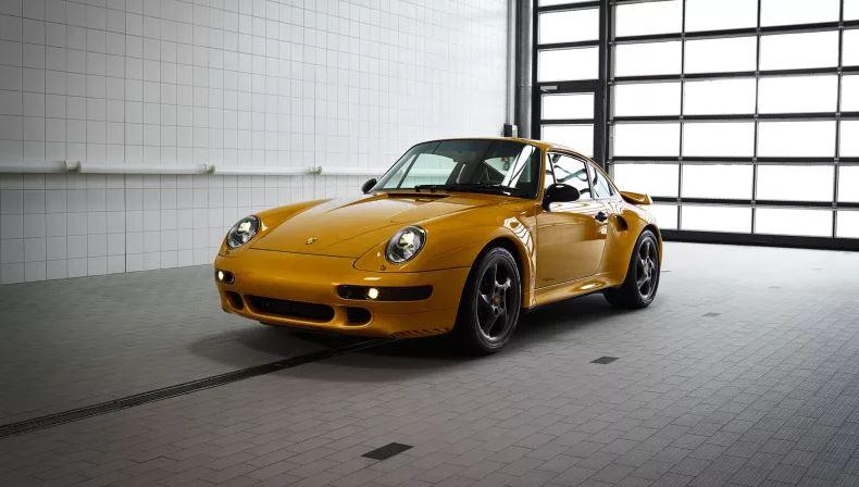 Това Чисто Ново 993 от Porsche се Продаде за 5.3 Милиона Лева!