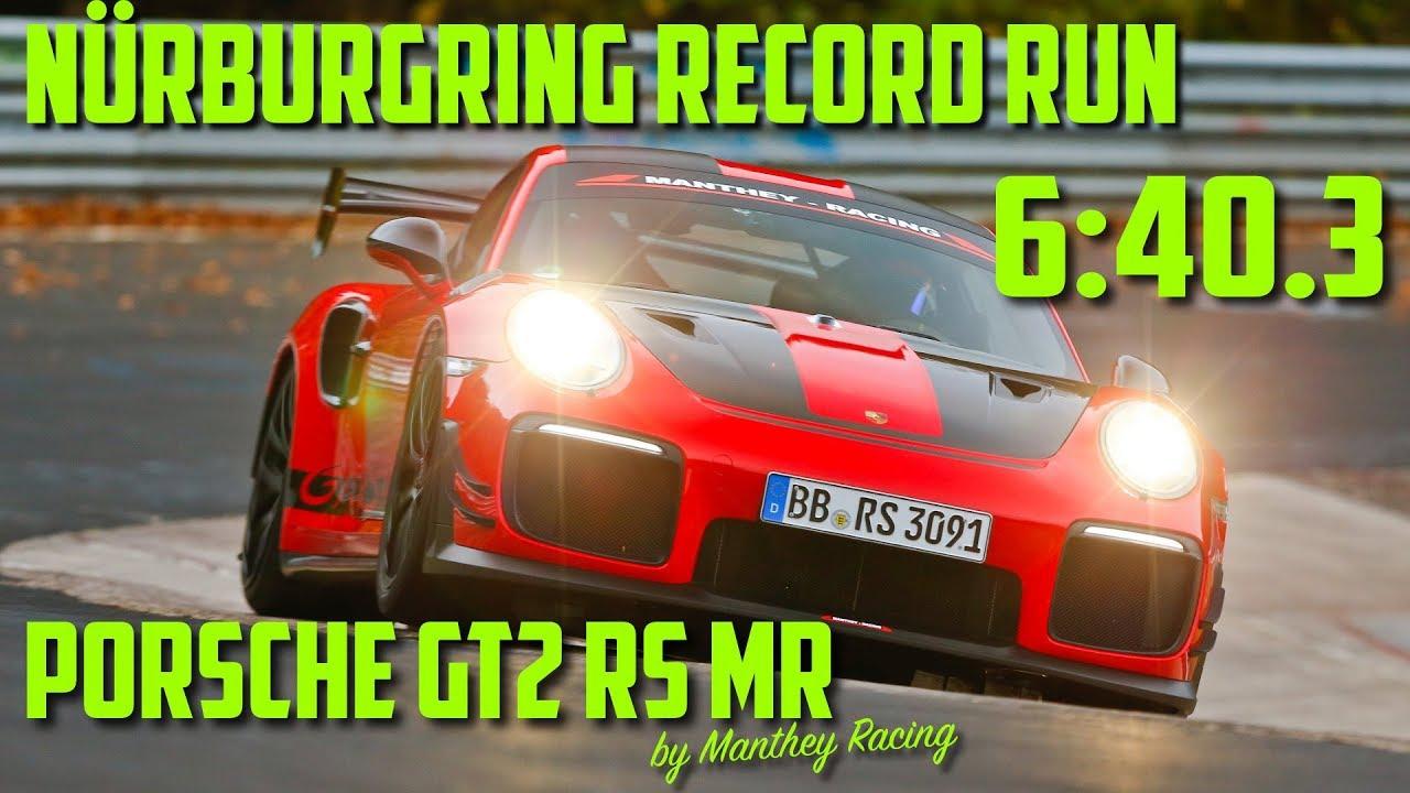 Галерия - (ВИДЕО) Porsche Отново Завоювоха Рекорда на Nordschleife с 06:40.3!