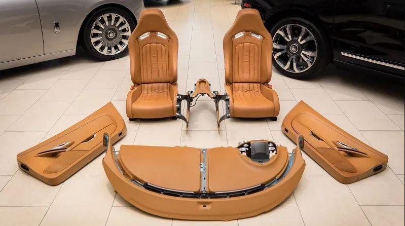 Цял Интериор от Veyron се Продава за 300,000лв!