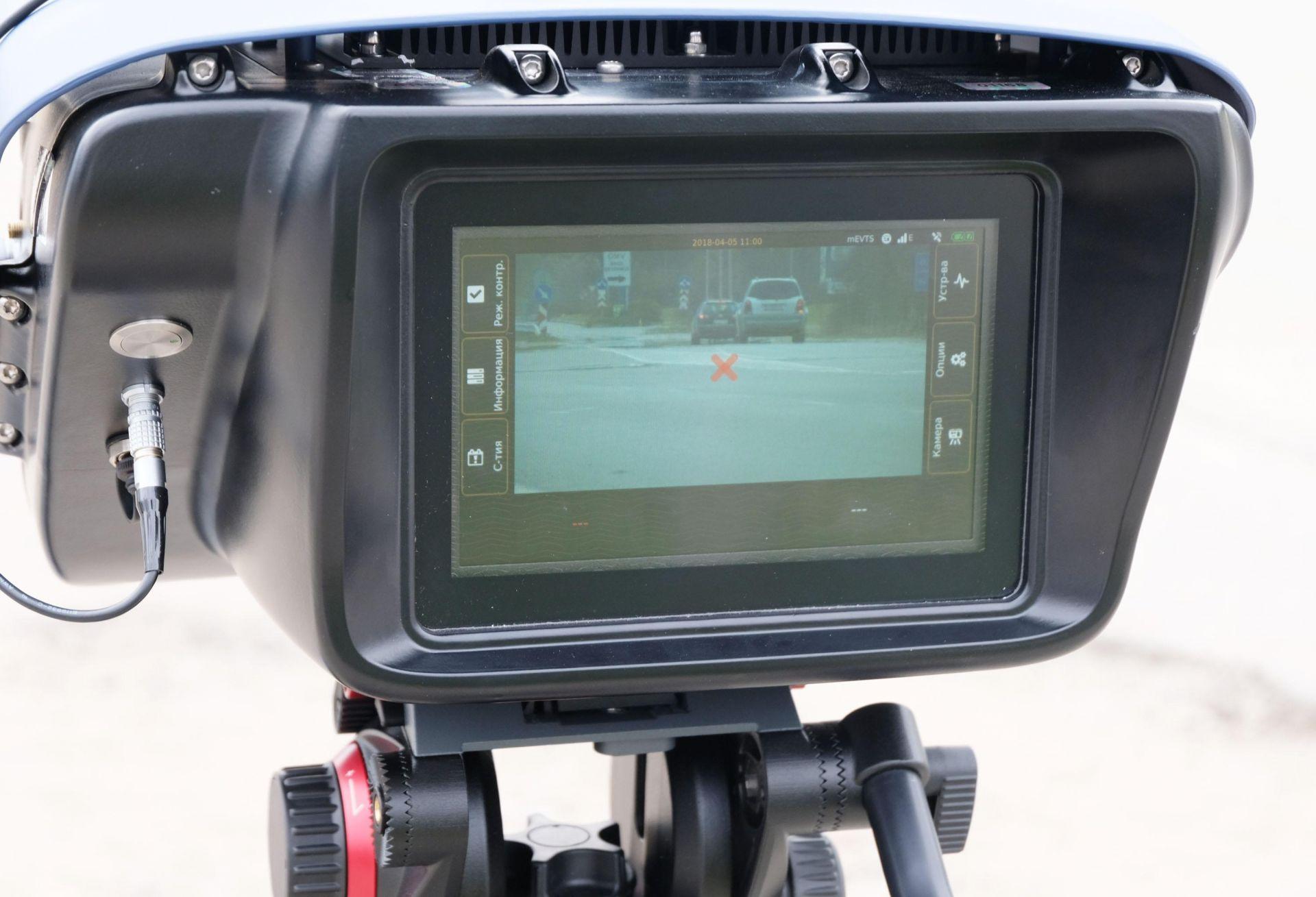 Хакнаха новите камери на КАТ
