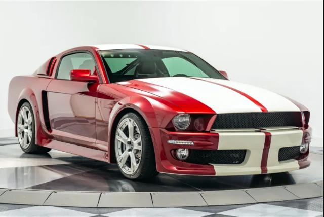 (ГАЛЕРИЯ) Този Mustang Всъщност е Lamborghini Gallardo!