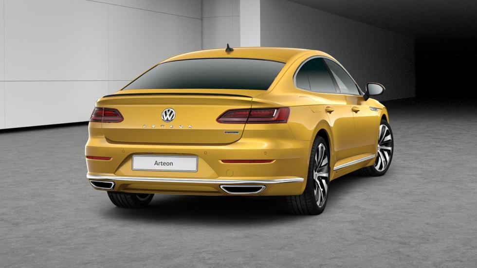 VW Arteon е Вече По-Бърз!