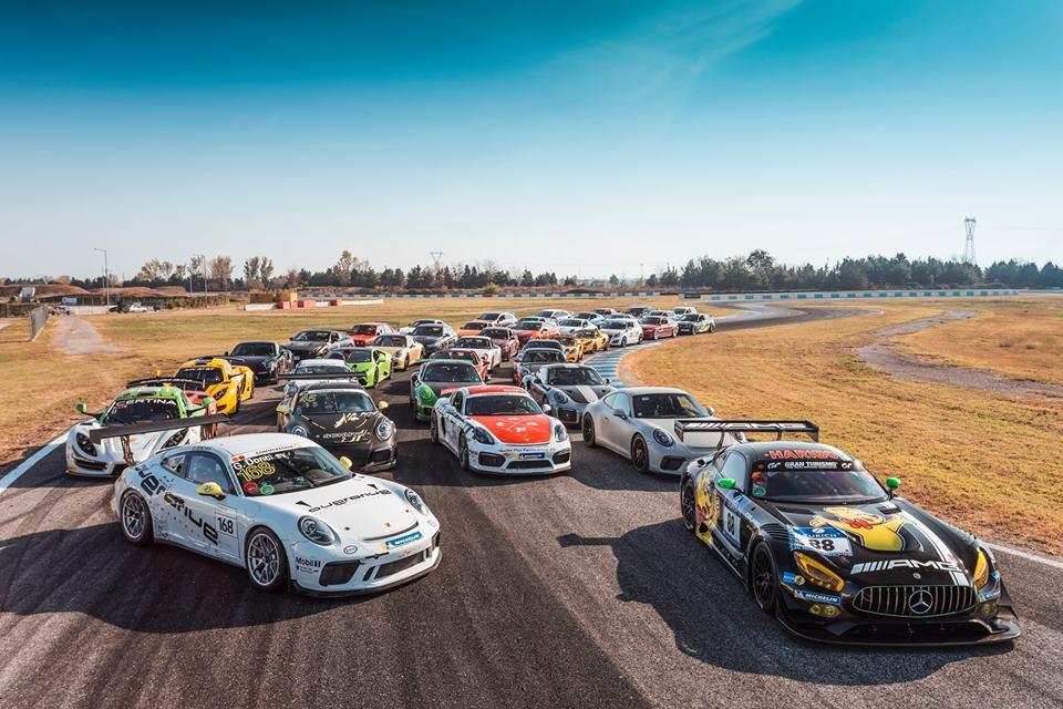 Галерия - Нова автомобилна писта в Румъния