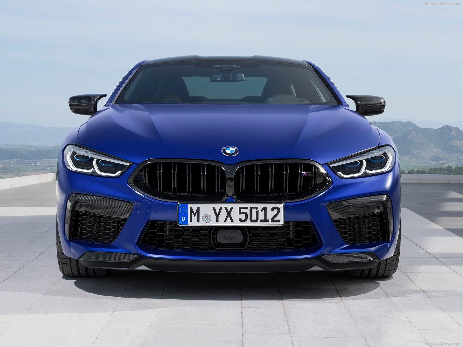 Световна премиера на BMW М8