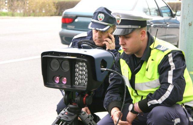 Камери за средна скорост в България?!
