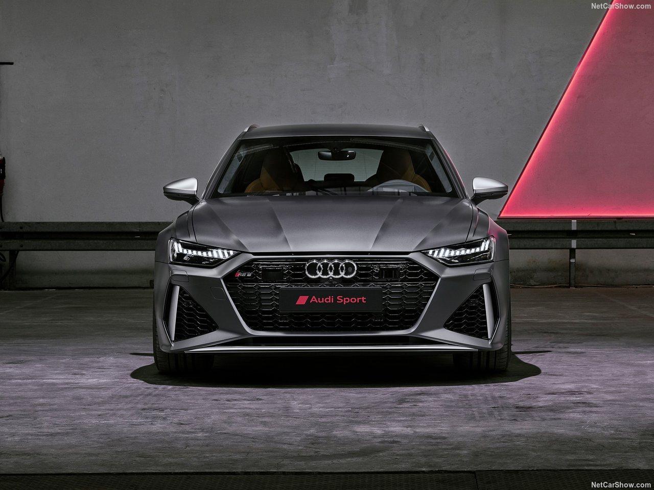 Новото Audi RS6 2020 е тук!