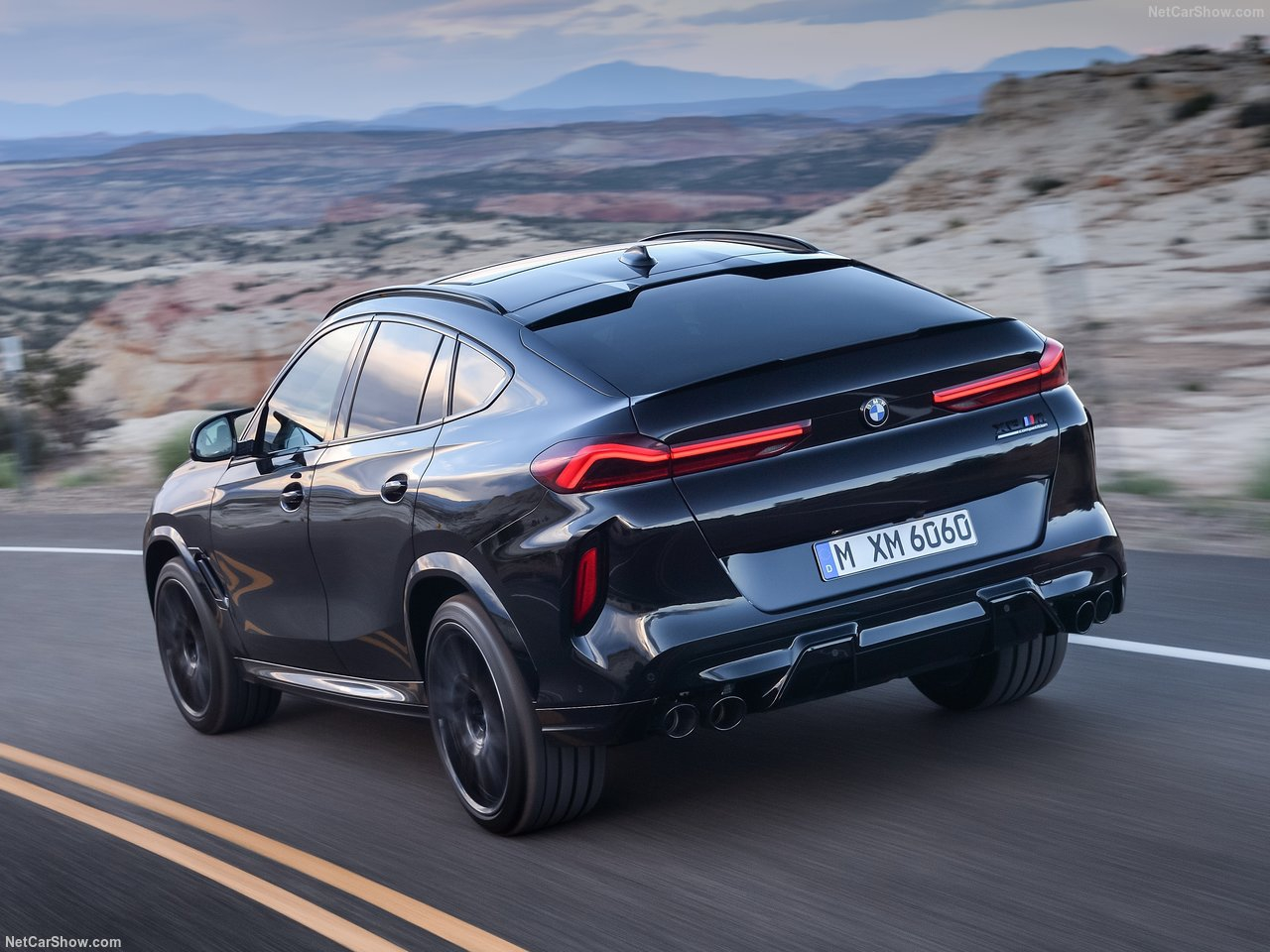 Новите Х5 и X6 M от BMW